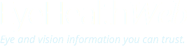 EyeHealthWeb.com logo - click to go back to homepage