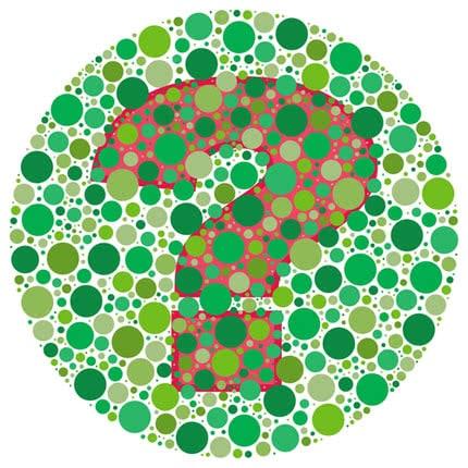 Color Blindness Free Color Blindness Test Amp Info